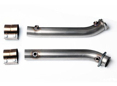 Macht Schnell BMW E9X M3 Bypass Track Pipes