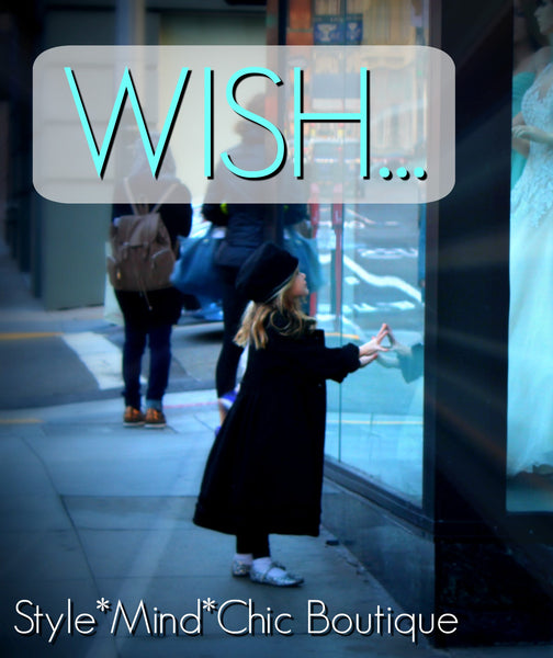 Make a Wish! It's the Cyber Monday Sale at Style*Mind*Chic Boutique!