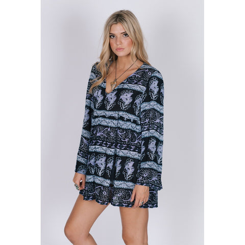 ISLAND VIOLET TUNIC - Stylemindchic Boutique - Curated Collections - 2