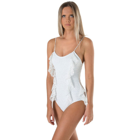 Savannah Sequin Bodysuit/Swimsuit