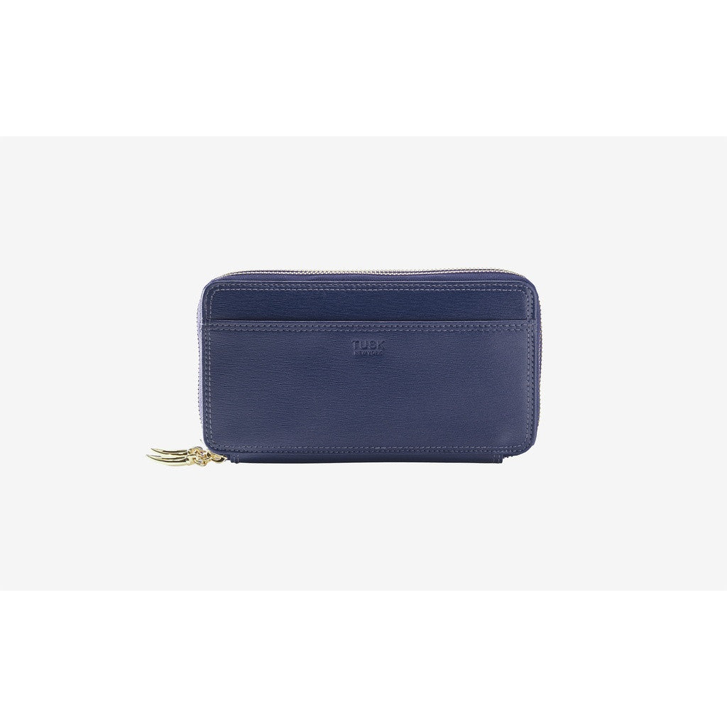 Madison Double Zip Wallet