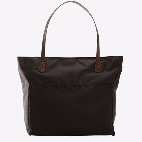 Gotham Gloss Zipper Tote - Stylemindchic Boutique - Curated Collections - 2
