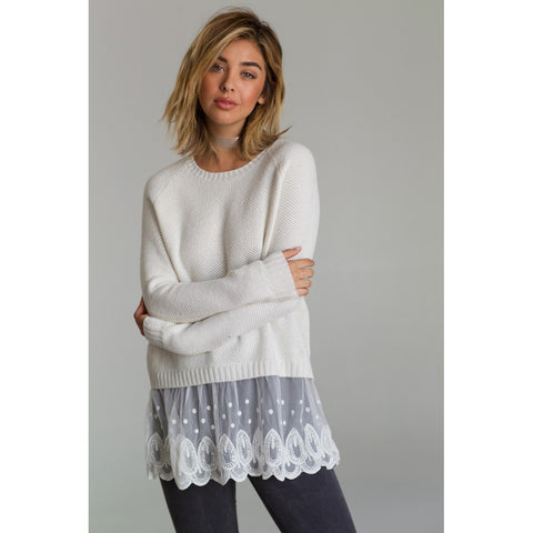 NIGHT DRIVE SWEATER - Stylemindchic Boutique - Curated Collections - 1