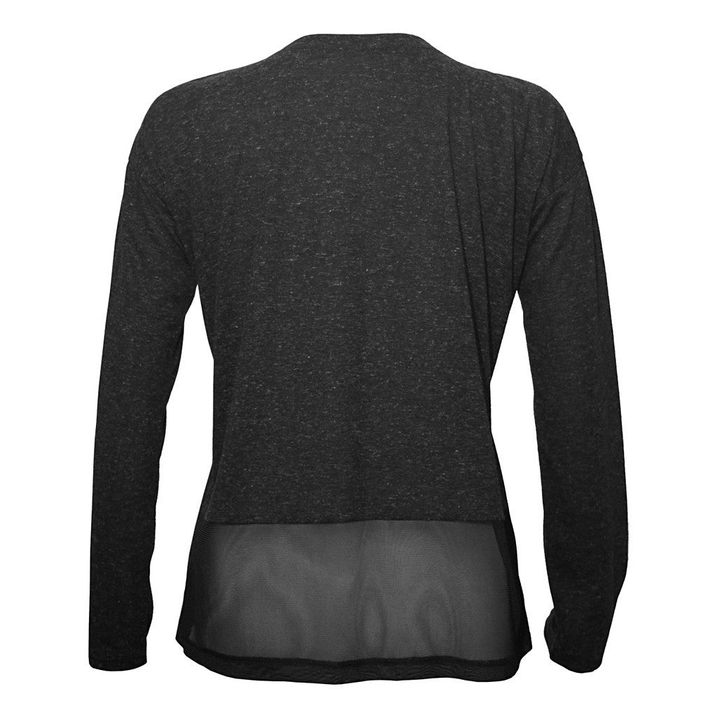 Mesh Yoke Sweatshirt - Stylemindchic Boutique - Curated Collections  - 4