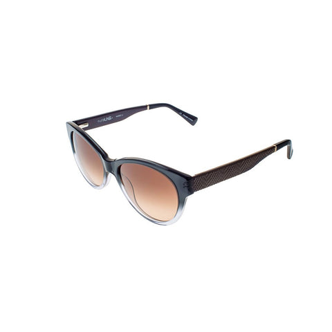 Black to Crystal Gradient Cateye by Carl Zeiss