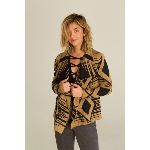 DESERT DIAMOND CARDIGAN - Stylemindchic Boutique - Curated Collections - 2