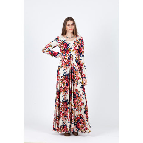 GARDEN PARTY MAXI - Stylemindchic Boutique - Curated Collections - 1