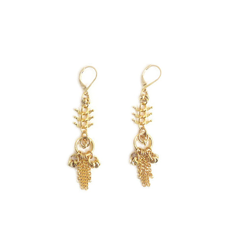 Liza earrings - Stylemindchic Boutique - Curated Collections - 2