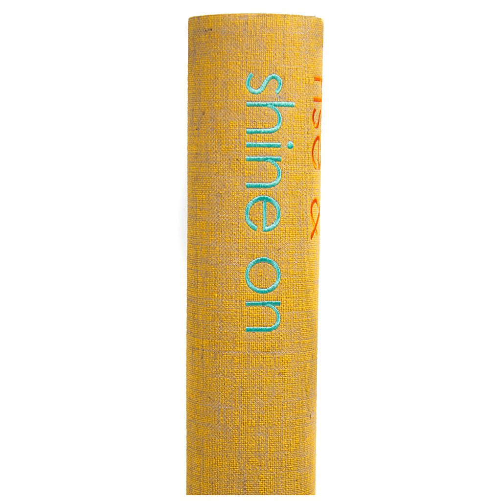 rise & shine on XLong yoga mat - Stylemindchic Boutique - Curated Collections - 1