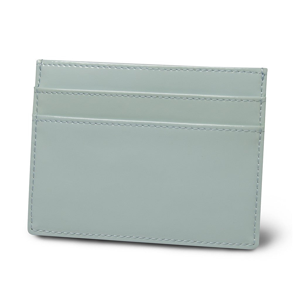 Jade Patent Leather Cardholder Wallet - Pipit - Stylemindchic Boutique - Curated Collections - 3