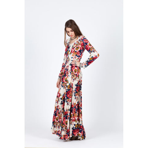 GARDEN PARTY MAXI - Stylemindchic Boutique - Curated Collections - 2