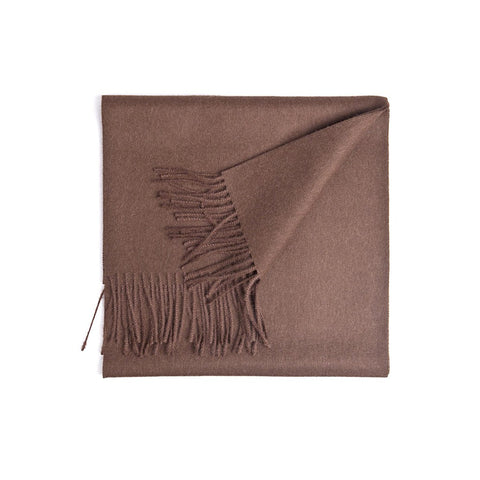 Signature Clay Baby Alpaca Scarf - Stylemindchic Boutique - Curated Collections - 1