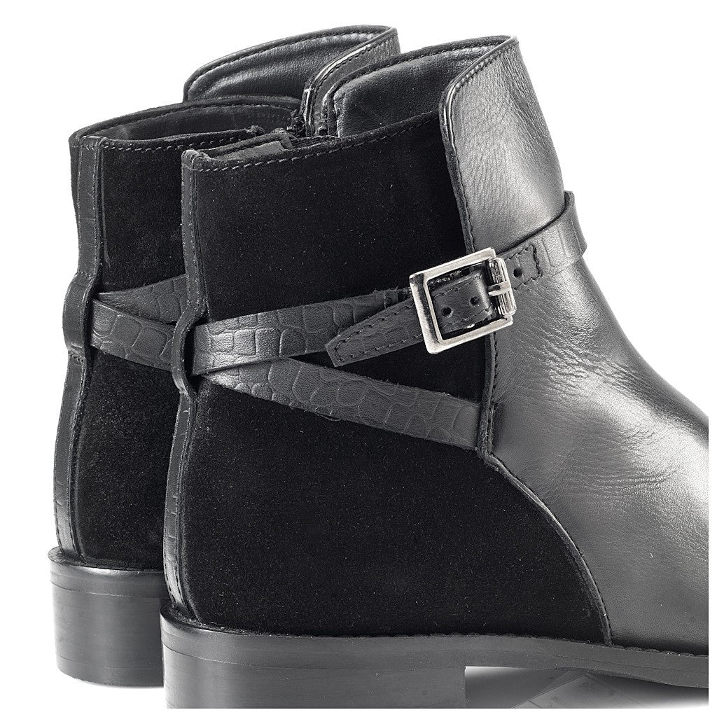 Lalita Ankle Boots - Artemisia