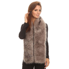 Faux Fur Stole Long - Stylemindchic Boutique - Curated Collections - 1