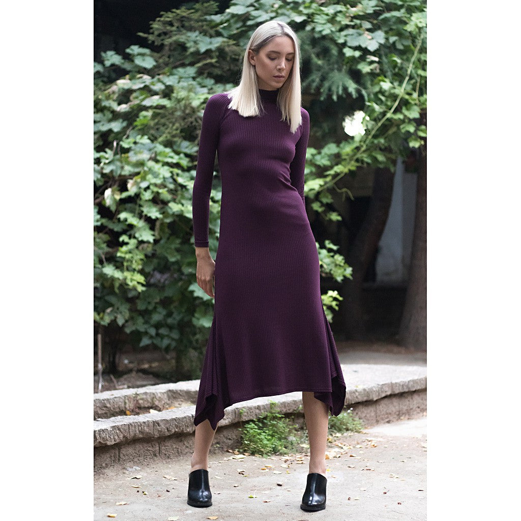 BAREBACK KNIT DRESS - Stylemindchic Boutique - Curated Collections - 1