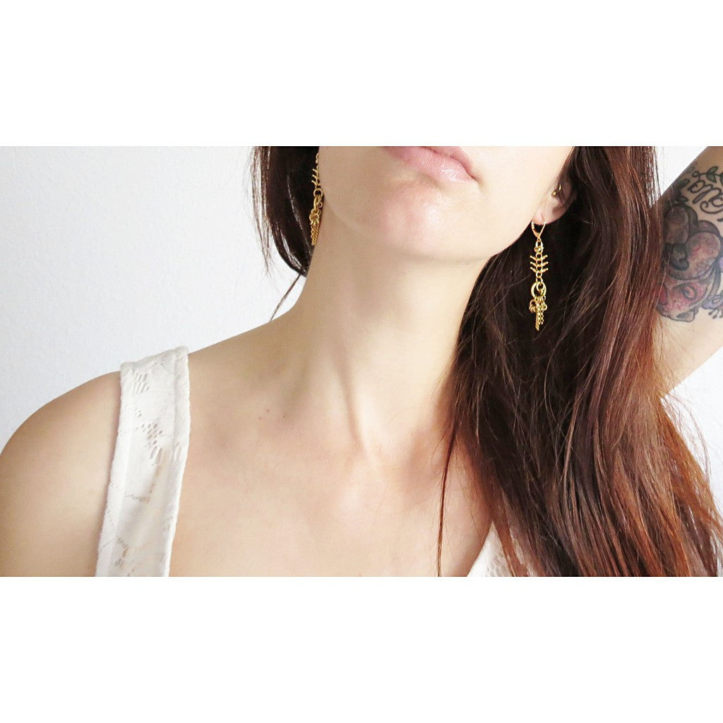 Liza earrings - Stylemindchic Boutique - Curated Collections - 3
