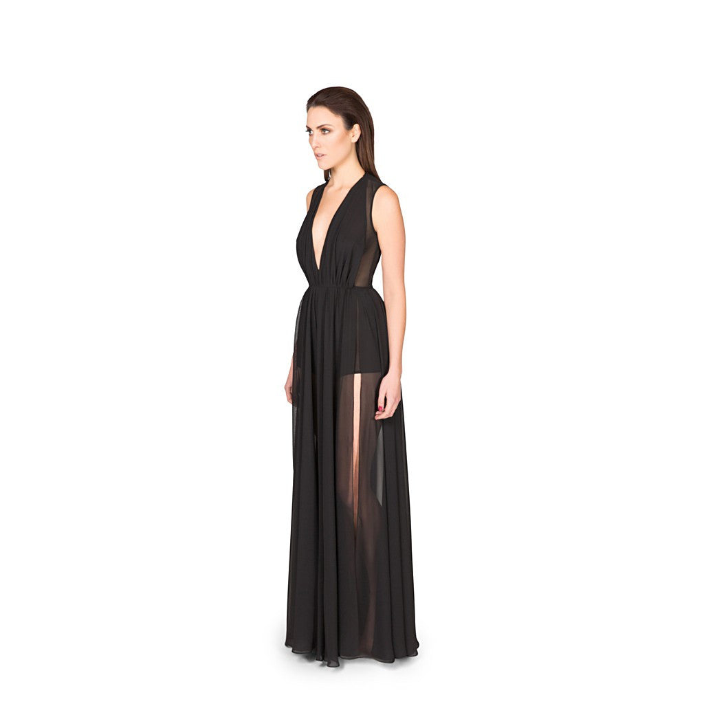 'Eva' Full Length Dress - Stylemindchic Boutique - Curated Collections - 2