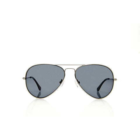 Bombay - Kara Steel - Classic Aviators by Dharma Eyewear Co.