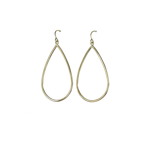 Gold Morning Dew Hoops - Stylemindchic Boutique - Curated Collections - 1