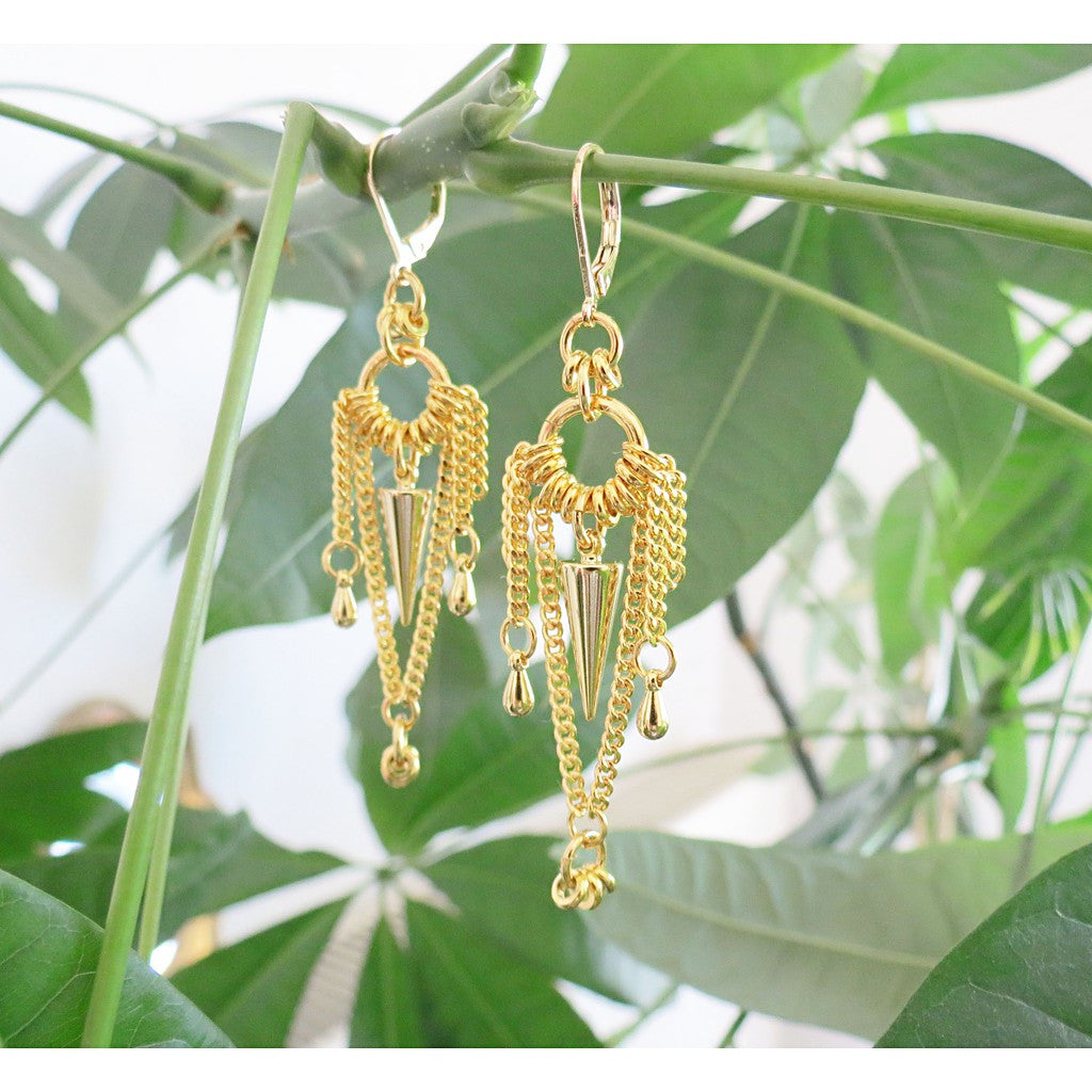 Oralie earrings - Stylemindchic Boutique - Curated Collections - 5