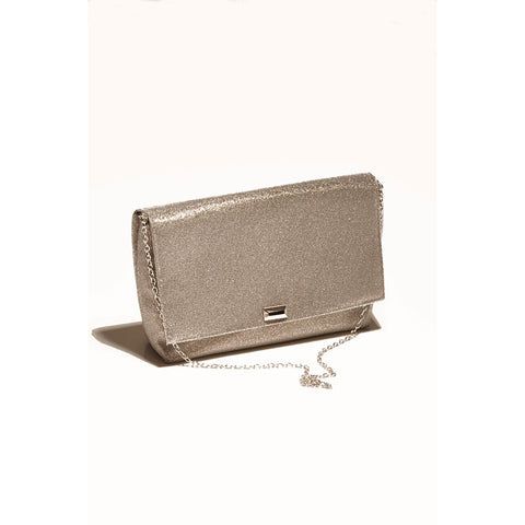 Mist Silver clutch - Stylemindchic Boutique - Curated Collections - 1
