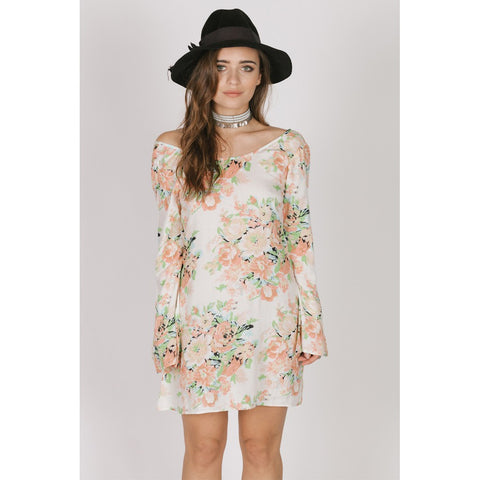 GARDEN PARTY TUNIC DRESS - Stylemindchic Boutique - Curated Collections - 2