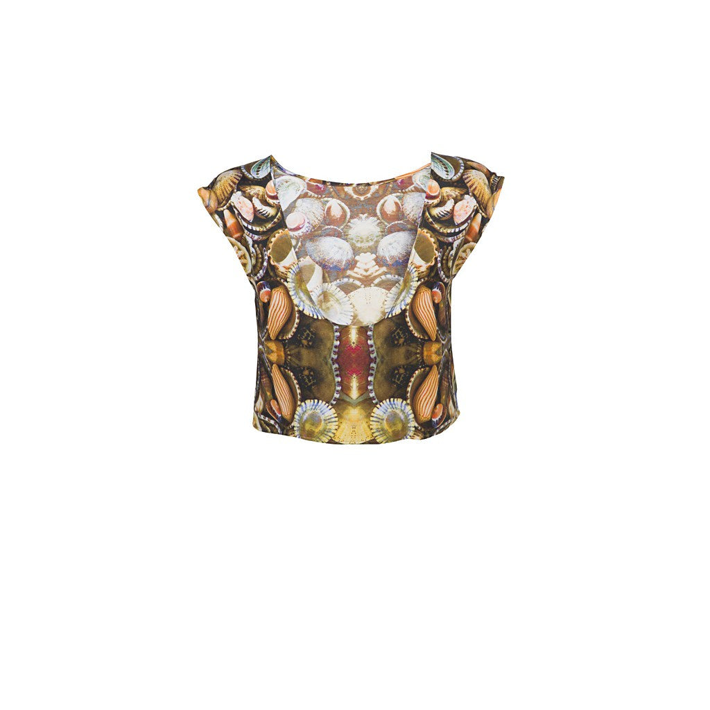 Cropped Bamboo Top - Stylemindchic Boutique - Curated Collections - 3