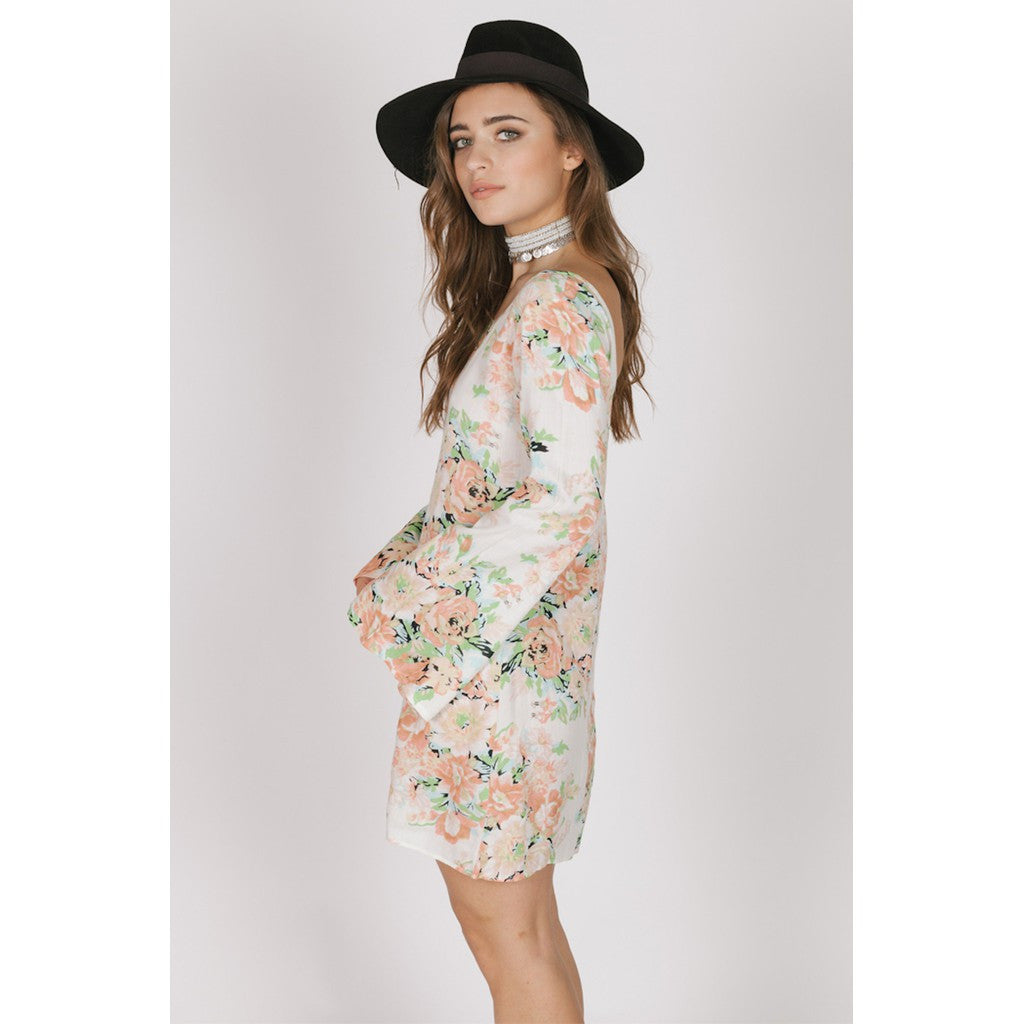 GARDEN PARTY TUNIC DRESS - Stylemindchic Boutique - Curated Collections - 3