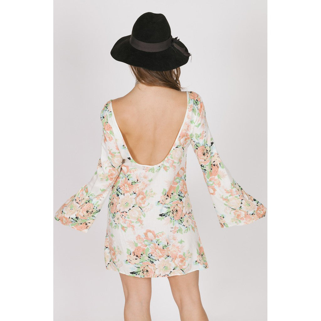 GARDEN PARTY TUNIC DRESS - Stylemindchic Boutique - Curated Collections - 4