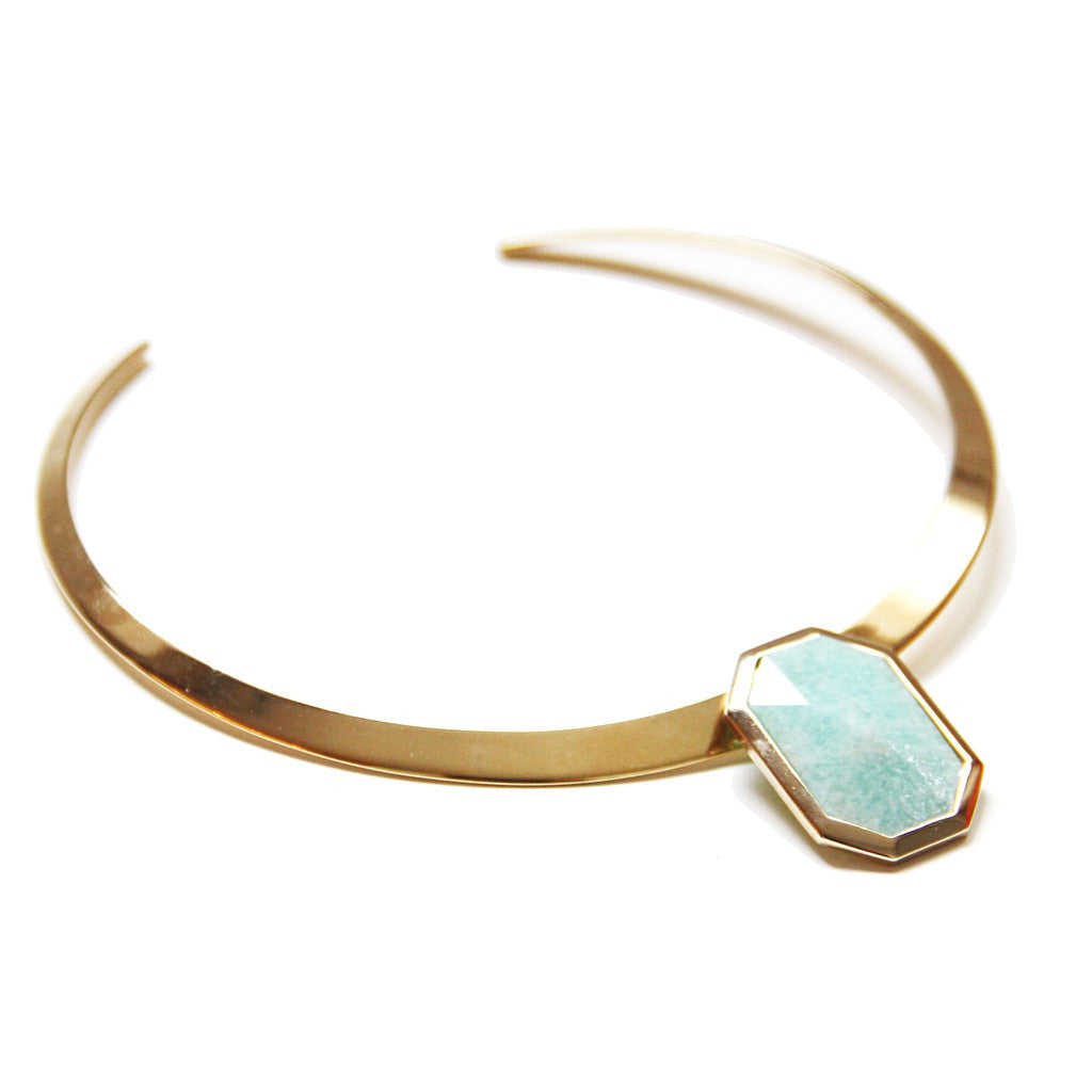 Buzios Brazilain Stone Choker - Stylemindchic Boutique - Curated Collections - 1