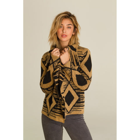 DESERT DIAMOND CARDIGAN - Stylemindchic Boutique - Curated Collections - 1
