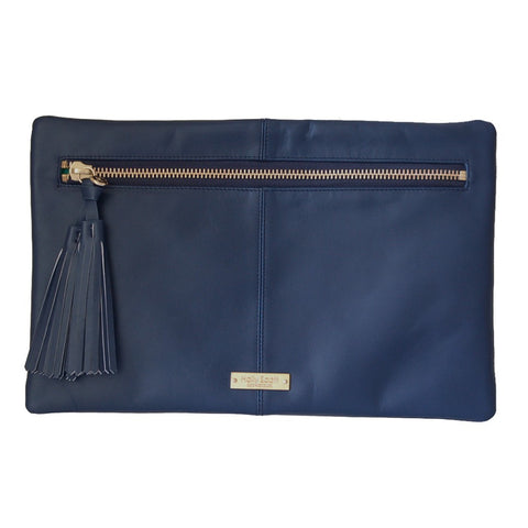 Stella Clutch - Navy - Stylemindchic Boutique - Curated Collections - 1