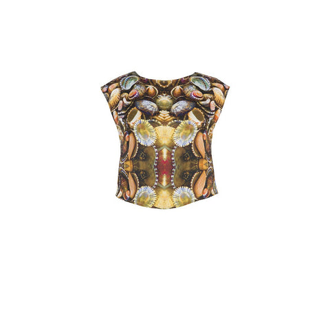 Cropped Bamboo Top - Stylemindchic Boutique - Curated Collections - 2