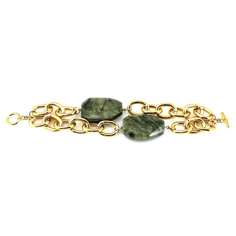 """Rays"" Miss Narcissist Bracelet by Manic Trout - Austin"