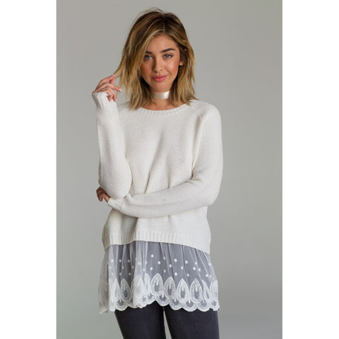 NIGHT DRIVE SWEATER - Stylemindchic Boutique - Curated Collections - 2