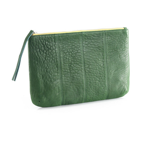 Era Green Clutch