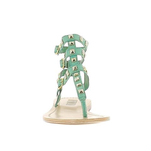Persefone Green Sandal  by Artemisia - Italy