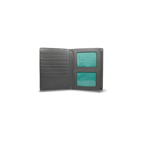 Wren Leather French Style Wallet - Sunshine