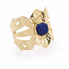 Blue Jade Odyssey Cuff - Stylemindchic Boutique - Curated Collections - 1