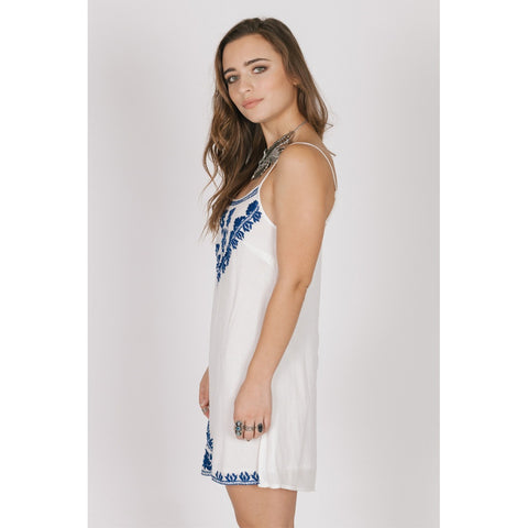 SANTORINI SHORT DRESS - Stylemindchic Boutique - Curated Collections - 2