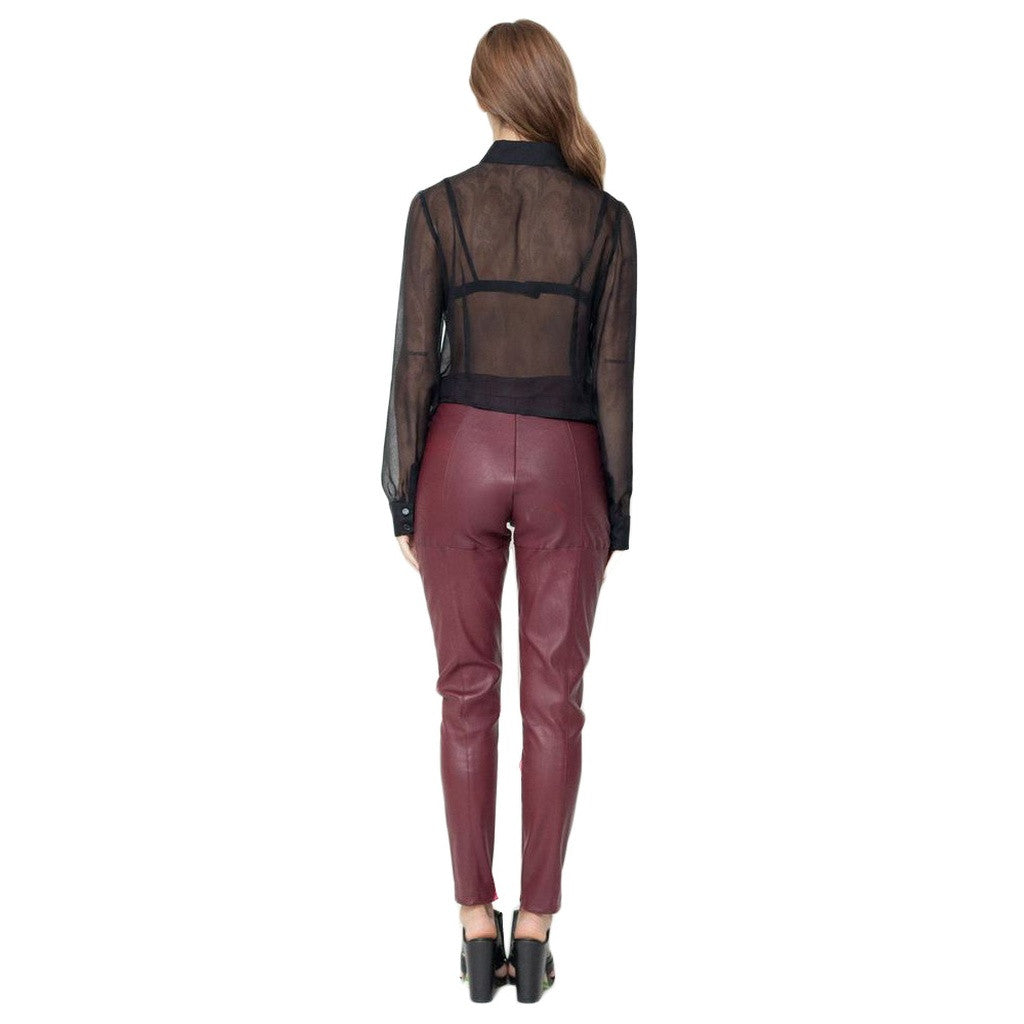 Freja Leather Legging - Stylemindchic Boutique - Curated Collections - 3