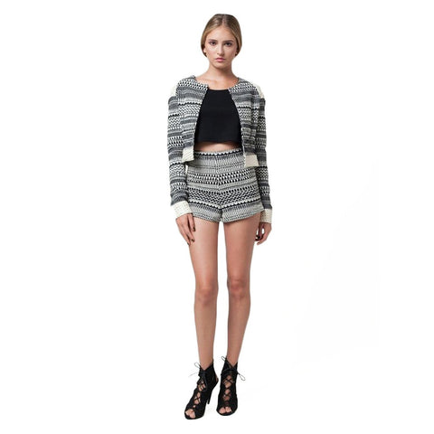 SALY TRIBAL SHORTS - Stylemindchic Boutique - Curated Collections - 1