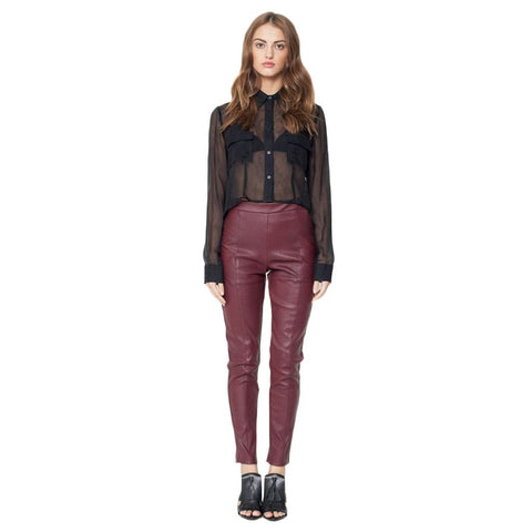 Freja Leather Legging - Stylemindchic Boutique - Curated Collections - 1