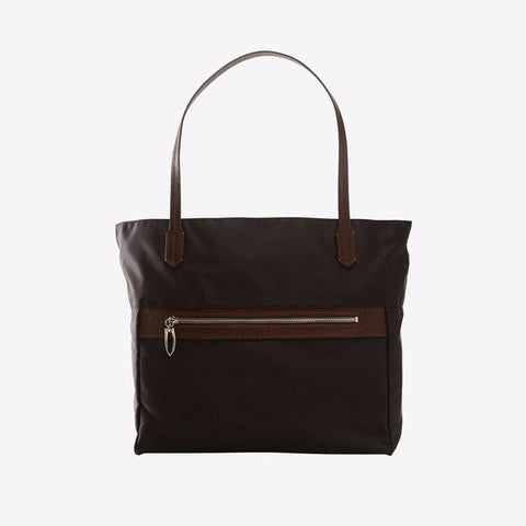 Gotham Gloss Zipper Tote - Stylemindchic Boutique - Curated Collections - 1