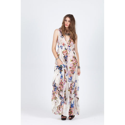 FEELING FLORAL MAXI - Stylemindchic Boutique - Curated Collections - 1
