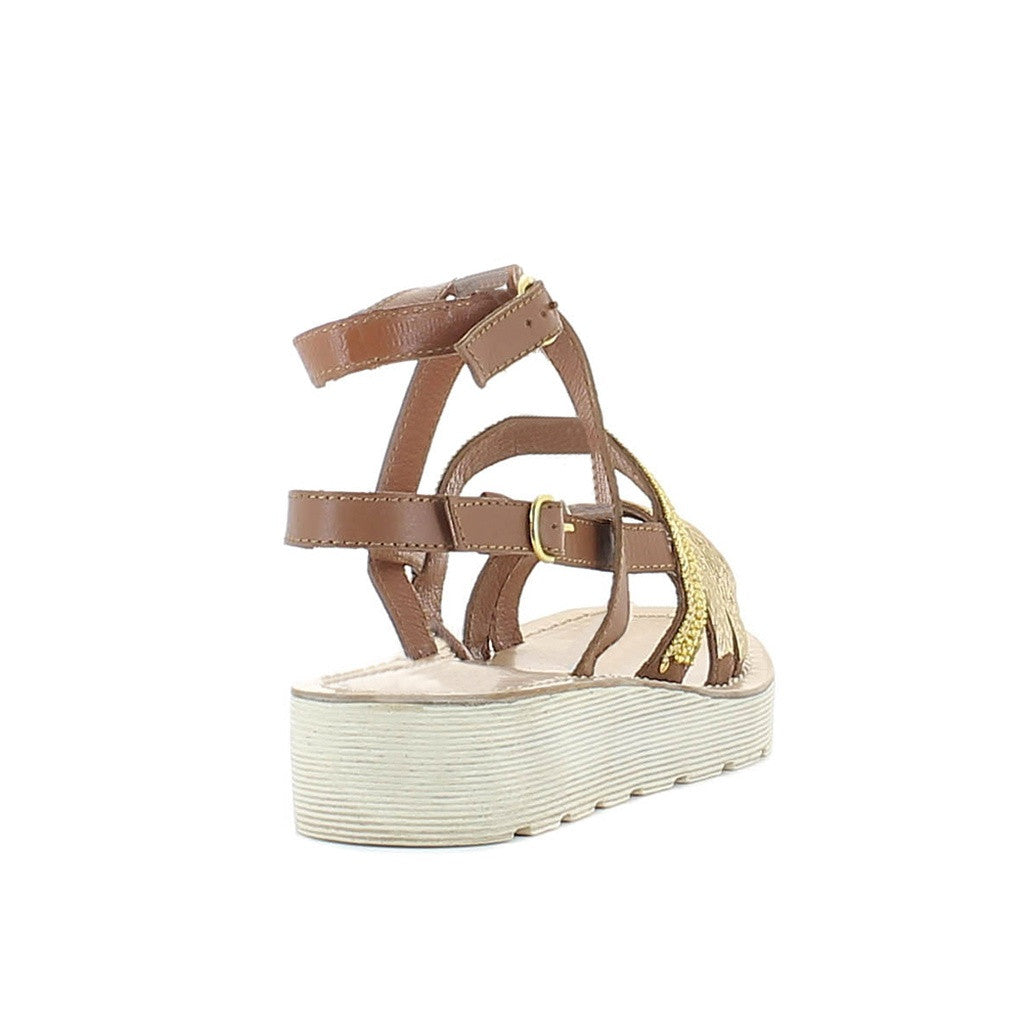 Arianna Brown Sandal - Stylemindchic Boutique - Curated Collections - 3