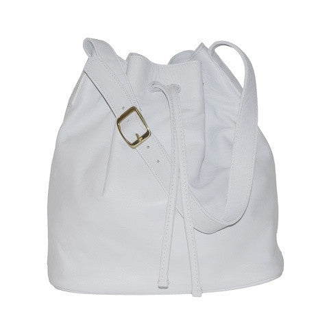 Joyce Bucket Bag - WHITE - Stylemindchic Boutique - Curated Collections - 1