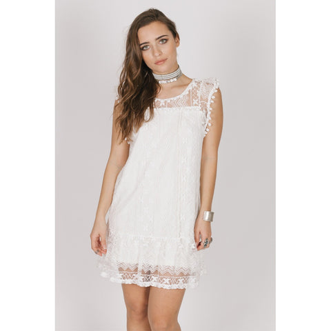 VANILLA LACE DRESS - Stylemindchic Boutique - Curated Collections - 2