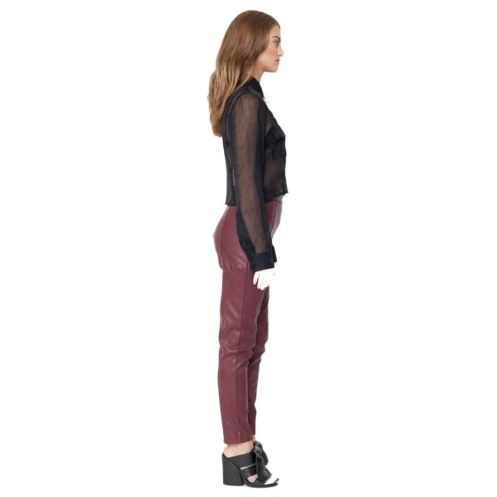 Freja Leather Legging - Stylemindchic Boutique - Curated Collections - 2