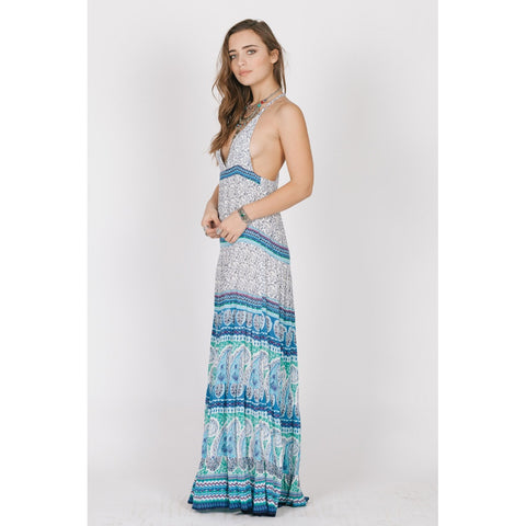 LOVE SPELL RAZOR BACK MAXI - Stylemindchic Boutique - Curated Collections - 2